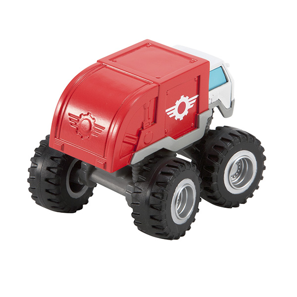 Mattel Blaze DGK45 Вспыш и чудо-машинки