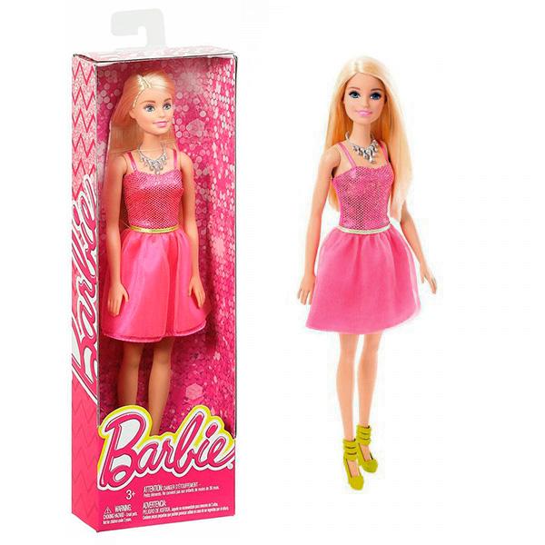 Mattel Barbie DGX82 Барби Кукла серия Сияние моды