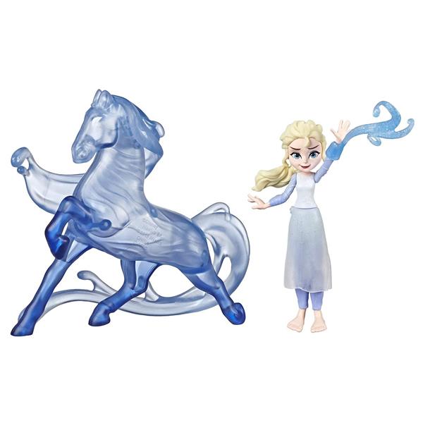Hasbro Disney Princess E5504/E6857 ХОЛОДНОЕ СЕРДЦЕ 2 Делюкс Эльза и Нокк