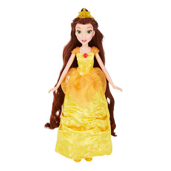 Hasbro Disney Princess B5293 Принцесса Белль в с длинными волосами и аксессуарами disney принцесса живые картинки
