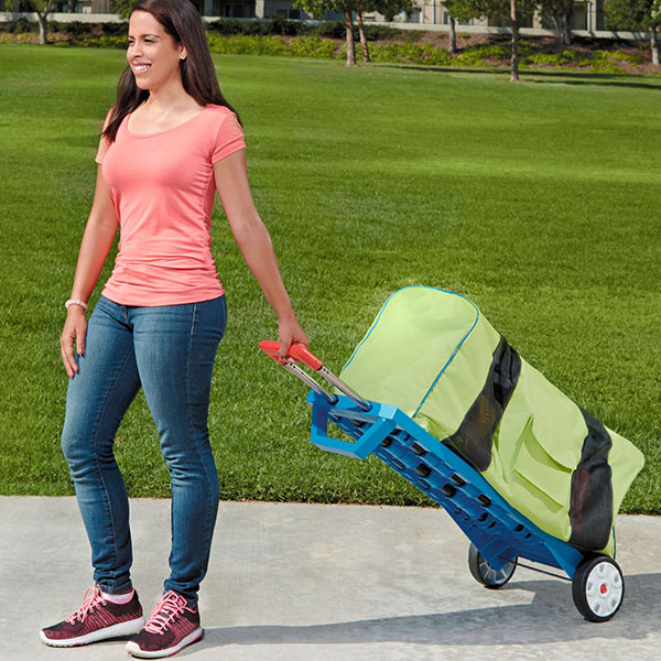 Little Tikes 642258 Литл Тайкс Батут детский с сумкой для перевозки