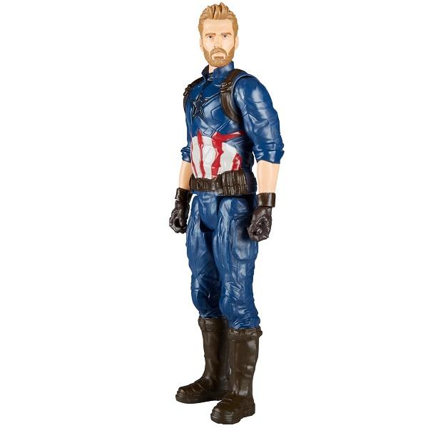 Hasbro Avengers E0570/E1421 Фигурка МСТИТЕЛИ Титаны Капитан Америка