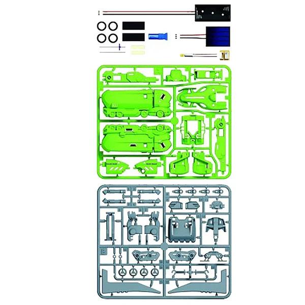 Конструктор 265608 Автомобильный парк 7 в 1