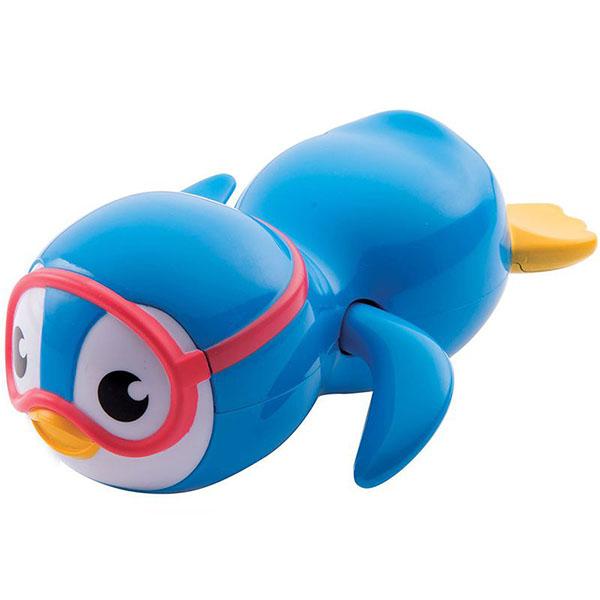 """MUNCHKIN 11972 Игрушка для ванны """"Пингвин пловец"""""""