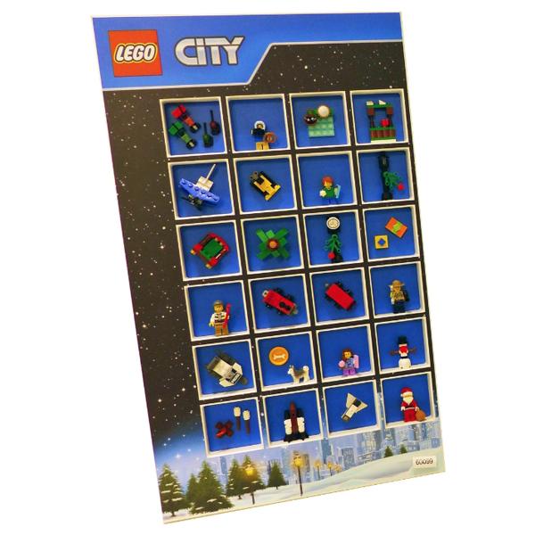 Lego City 60099 Конструктор Лего Новогодний Календарь LEGO CITY