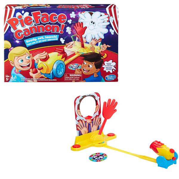 Hasbro Other Games E1972 Пирог в лицо Пушка