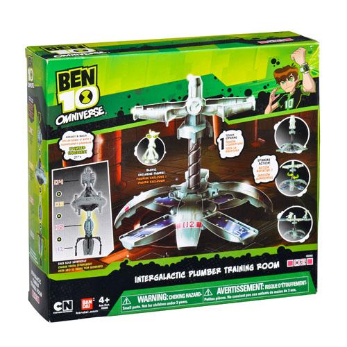 Ben10 36260_1 Бен 10 Межгалактическая станция (в ассортименте)