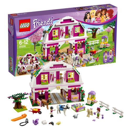 Лего Подружки 41039 Ранчо Саншайн