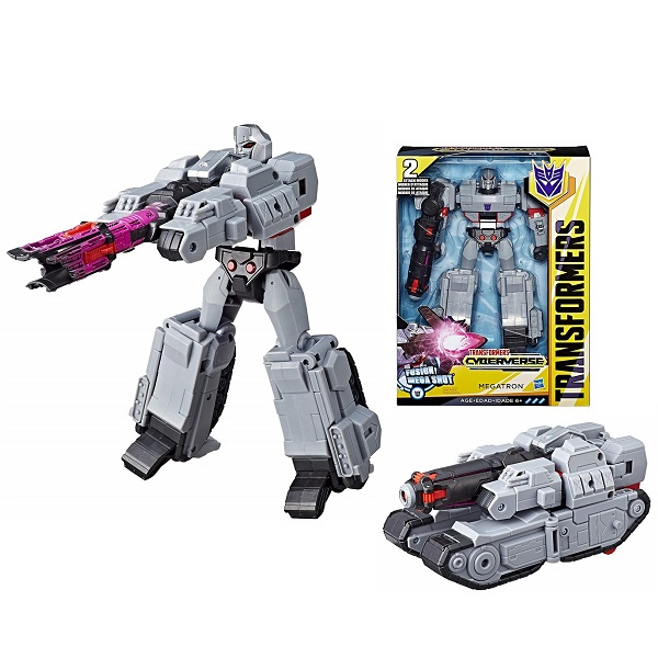 Hasbro Transformers E1885/E2066 Трансформер Кибервселенная 30 см Мегатрон недорого