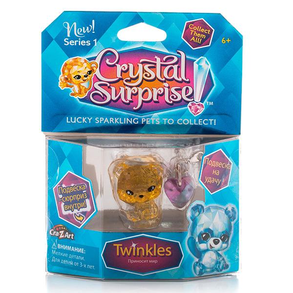 Crystal Surprise 45706 Кристал Сюрприз Фигурка Панда + подвески