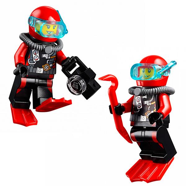 Lego City 60092 Конструктор Лего Город Подводная лодка