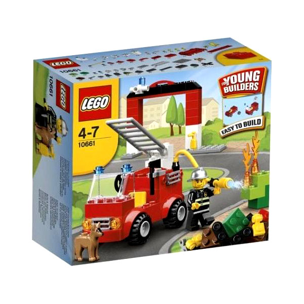Конструктор Лего Криэйтор 10661 Конструктор Тушение пожара