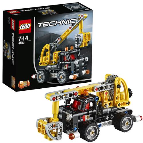 Конструктор Lego Technic 42031 Лего Техник Ремонтный автокран