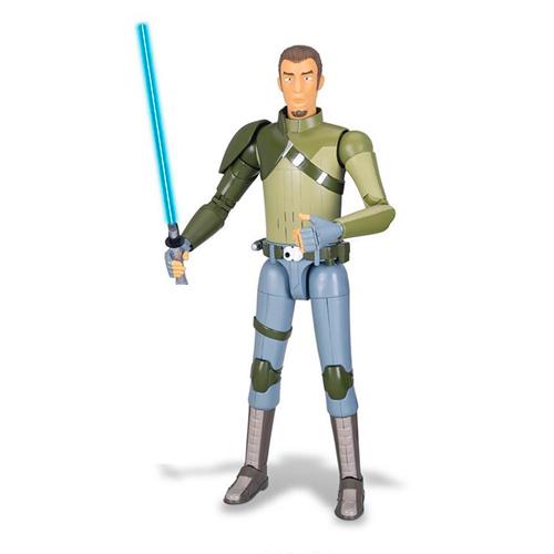 Интерактивная фигурка Star Wars 31068 Звездные Войны Кэнан, 41 см со звук. и свет. эффектами