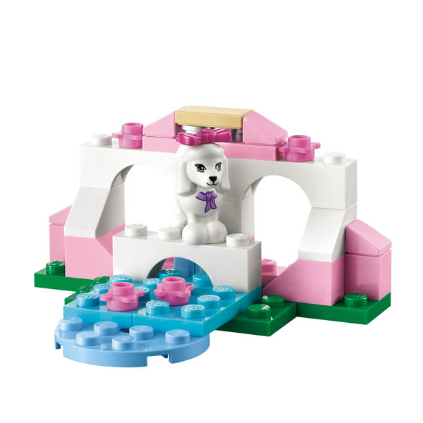 Лего Подружки 41021 Конструктор Дворец пуделя