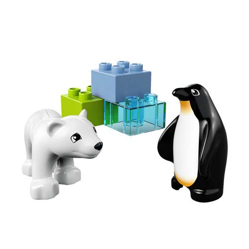 Лего Дупло 10501 Конструктор Друзья в зоопарке
