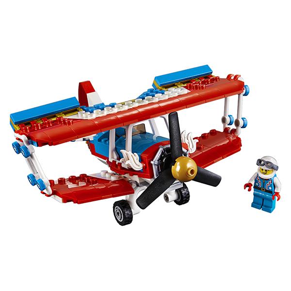 Конструктор Lego Creator 31076 Конструктор Самолёт для крутых трюков