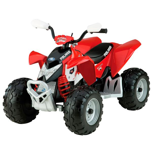 Детский электроквадроцикл Peg-Perego OR0049 Polaris Outlaw детский электроквадроцикл peg perego od05180 polaris sportsman 850 silver 2014