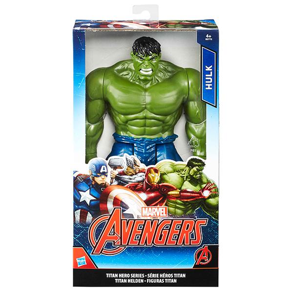 Avengers B5772 Фигурка Халка (Титаны)