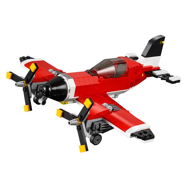 Конструктор Лего Криэйтор 31047 Конструктор Путешествие по воздуху