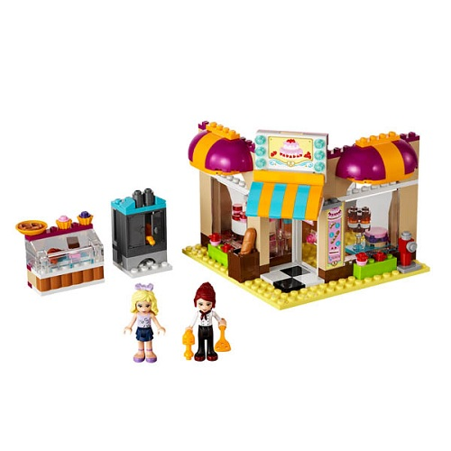 Конструктор Lego Friends 41006 Лего Подружки Центральная кондитерская