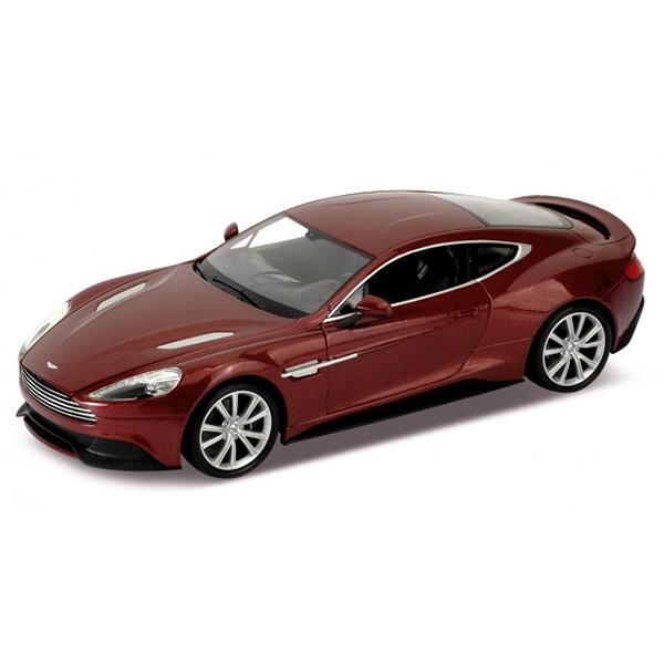 Welly 24046 Велли Модель машины 1:24 Aston Martin Vanquish welly модель машины 1 24 aston martin v12 vantage welly