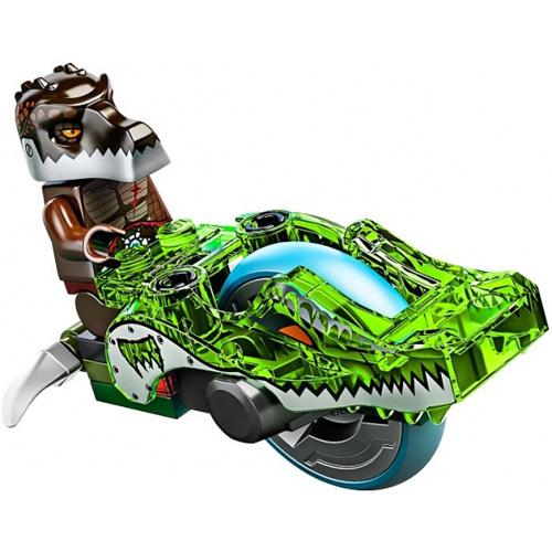 Лего Чима 70112 Конструктор Крокодилья пасть