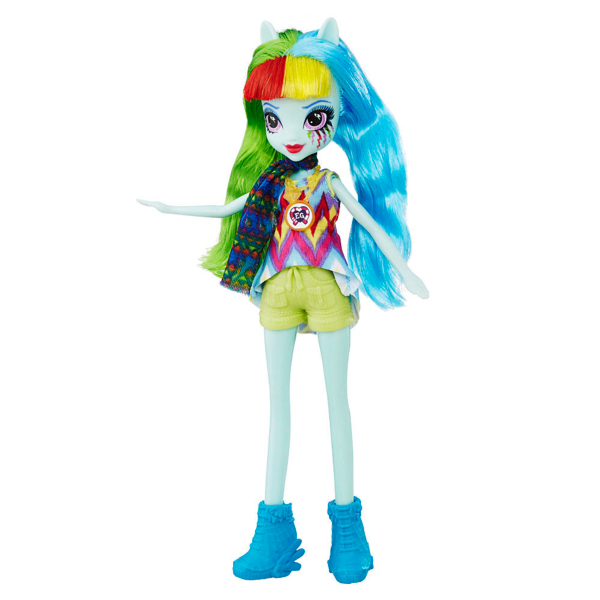 "Hasbro My Little Pony B6477 Equestria Girls Кукла ""Легенда Вечнозеленого леса"" (в ассортименте) недорого"