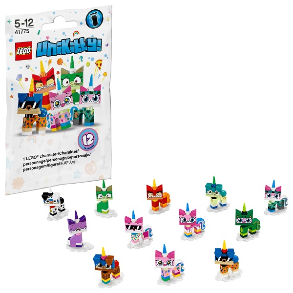 Lego Minifigures 41775 Конструктор Лего Минифигурки Unikitty Collectibles Ser детское лего dlp 11101 minifigures 8 6pcs