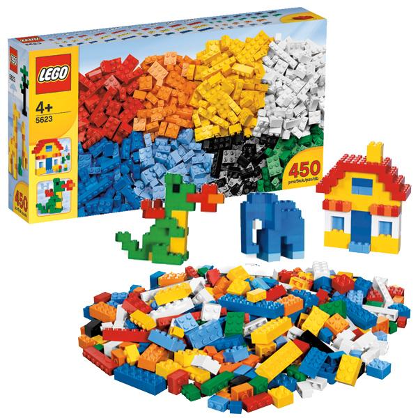 Конструктор Лего Криэйтор 5623 Большой набор кубиков