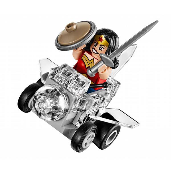 Lego Super Heroes Mighty Micros 76070 Конструктор Лего Супер Герои Чудо-женщина против Думсдэя