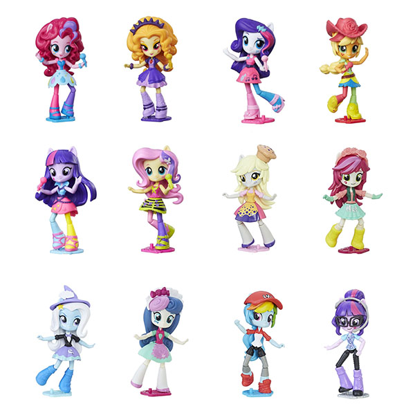 Hasbro My Little Pony C0839 Equestria Girls Кукла (в ассортименте) girls clothing sets sports suits for girls clothing children sports wear spring autumn kids tracksuits