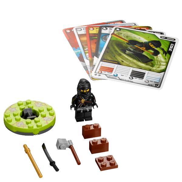 Lego Ninjago 2112 Конструктор Лего Ниндзяго Коул