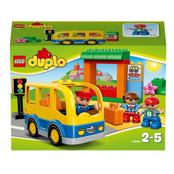 Lego Duplo 10528 Конструктор Школьный автобус