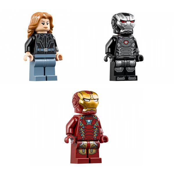 Lego Super Heroes 76051 Конструктор Лего Супер Герои Сражение в аэропорту