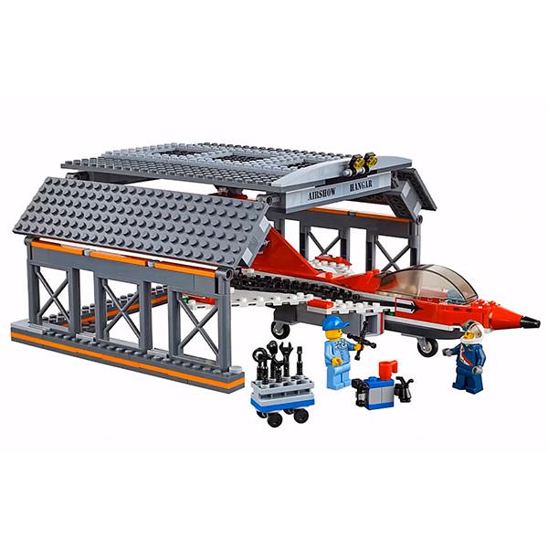 Lego City 60103 Конструктор Лего Город Авиашоу