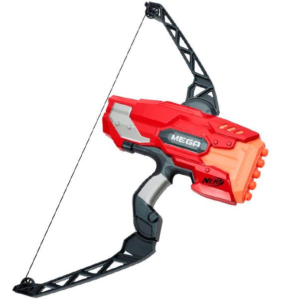 Hasbro Nerf A8768 Нерф Бластер Мега Лук игрушечное оружие nerf hasbro бластер мега лук