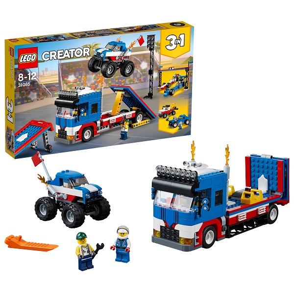 Lego Creator 31085 Конструктор Лего Криэйтор Мобильное шоу lego creator морская экспедиция 31045