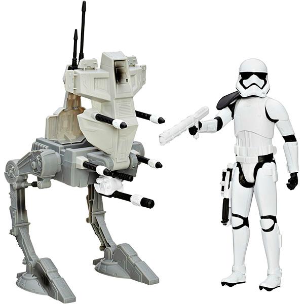 Hasbro Star Wars B3917 Титаны Герои Звездных войн с транспортным средством (в ассортименте) как удостоверение на право управления транспортным средством с категории