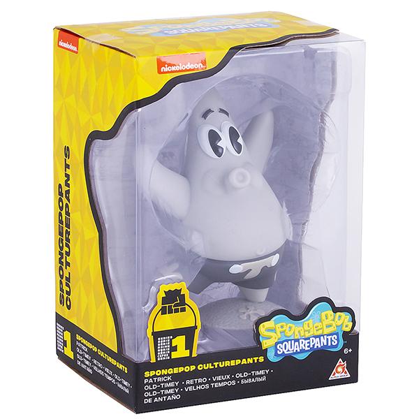 SpongeBob EU690702 Патрик ретро (пластик., 11,5 см)