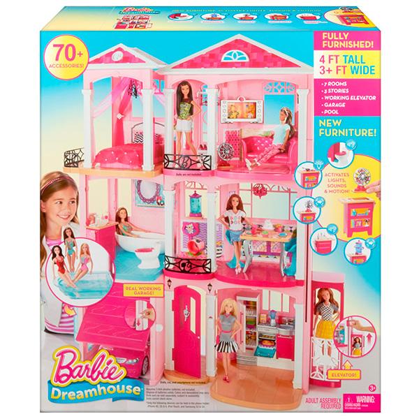 Mattel Barbie CJR47 Барби Новый дом мечты
