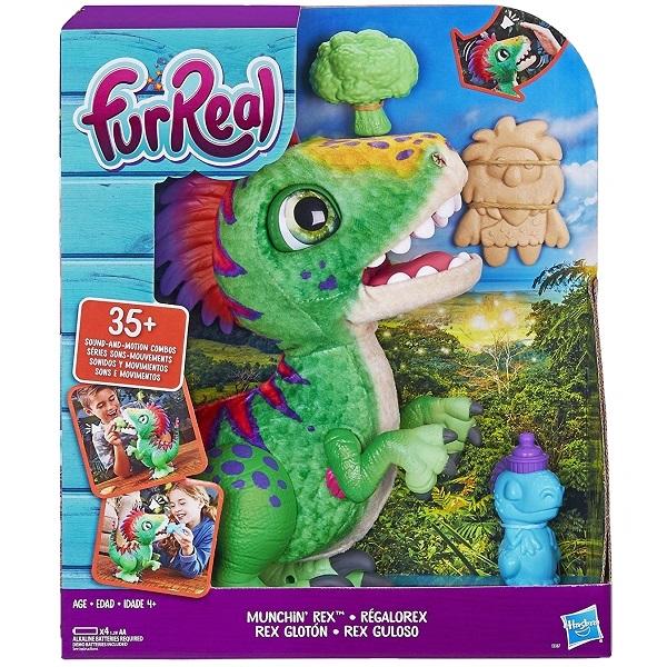 Hasbro Furreal Friends E0387 Малыш Дино
