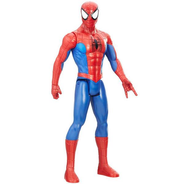 Hasbro Spider-Man E0649 Фигурка Человек-паук spider man игрушка фигуркачеловек паук и мотоцикл
