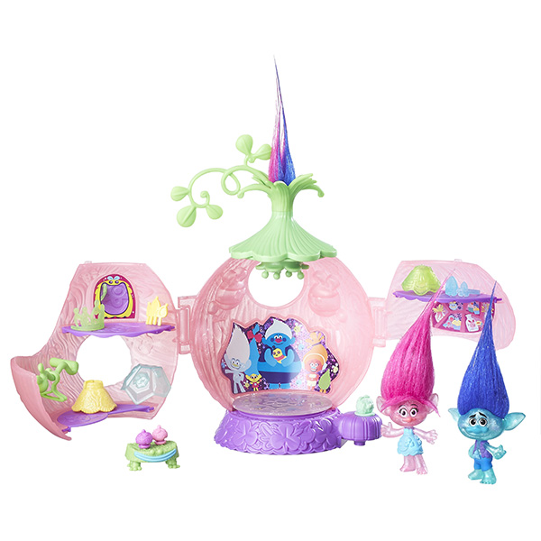 "Hasbro Trolls B6560 Тролли Набор ""Коронация"" (в ассортименте)"