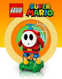 ЛЕГО Супер Марио