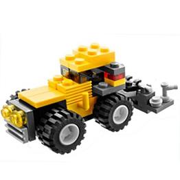 Конструктор Лего Криэйтор 6742 Мини внедорожник