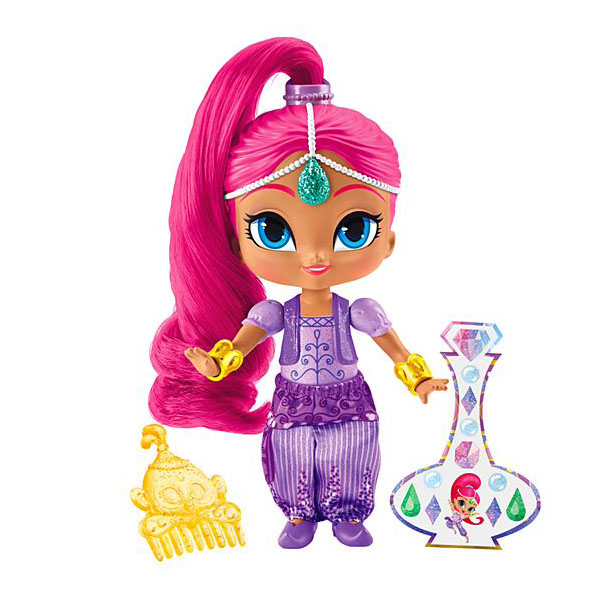 Mattel Shimmer&Shine DLH56 Классические персонажи