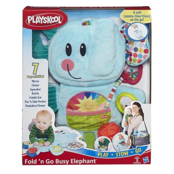 Hasbro Playskool B2263 Возьми с собой Веселый Слоник