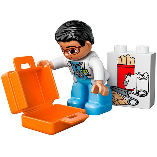 Lego Duplo 10527 Конструктор Скорая помощь