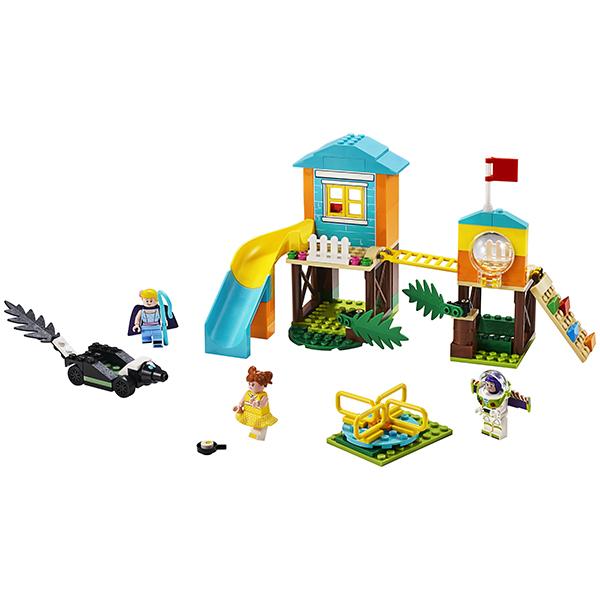 LEGO Juniors 10768 ЛЕГО Джуниорс История игрушек-4: Приключения Базза и Бо Пип на детской площадке